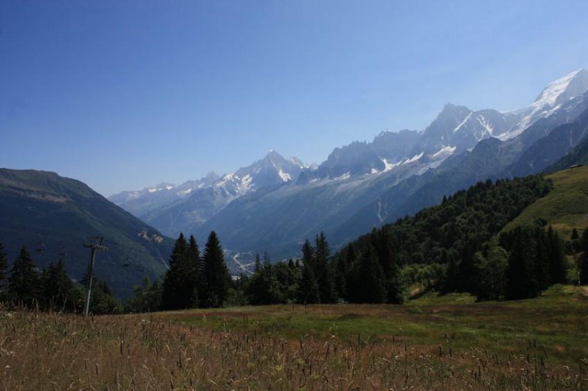 Chamonix Du Blanc Trail Vallée De La Mont 08nPwOk