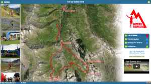 Capture du site Trail du Galibier 2018
