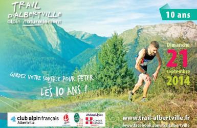 Trail d'Albertville 2014