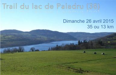 Trail du Lac de Paladru