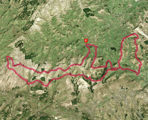 Trace de trail : Brecon Beacons 2019 - Beacons 100 on offa's dyke map, salisbury map, anglesey map, thames path map, mourne mountains map, cardiff map, isles of scilly map, belfast map, somerset map, lake district map, ceredigion map, cambrian mountains map, hemel hempstead map, dartmoor map, ebbw vale map, ben nevis map, great britain map, river severn map, big bend national park map,